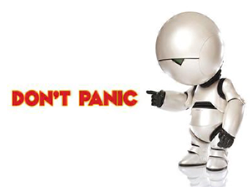 Don't Panic - iStudioWeb.com Blog