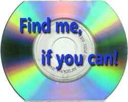 Mini CD Find Me If You Can - iStudioWeb Blog