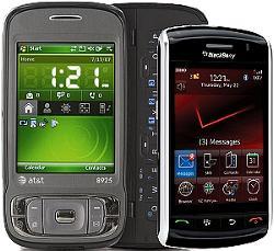 Blackberry Storm and TyTN II - Small Business Blog iStudioWeb.com