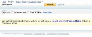 Yahoo Image Search Fail